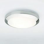 Astro Dakota Plus 300 Polished Chrome Ceiling Light