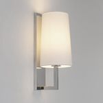 Astro Riva 350 Polished Chrome Wall Light
