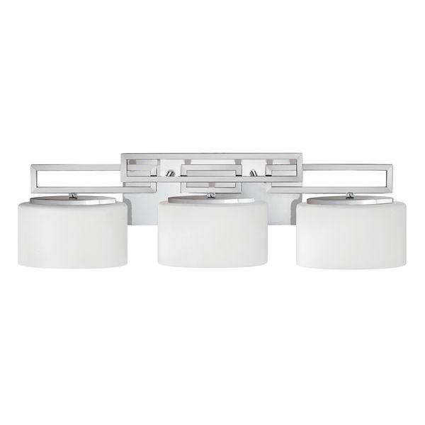 above mirror bathroom lighting. elstead lanza chrome triple above mirror wall light[1291] bathroom lighting