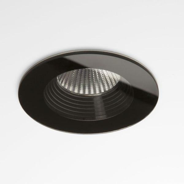 ASTRO VETRO ROUND BLACK 5704 Bathroom Recessed Lighting