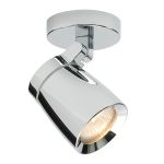 Endon Knight 39166 Single Chrome Spotlight