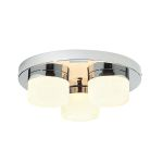 Endon Pure 34200 3 Light Ceiling Light