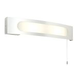 Endon Convesso 39148 Wall Light with Shaver Socket