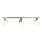 Endon Cosmo 39297 Chrome Triple Bar Ceiling Light