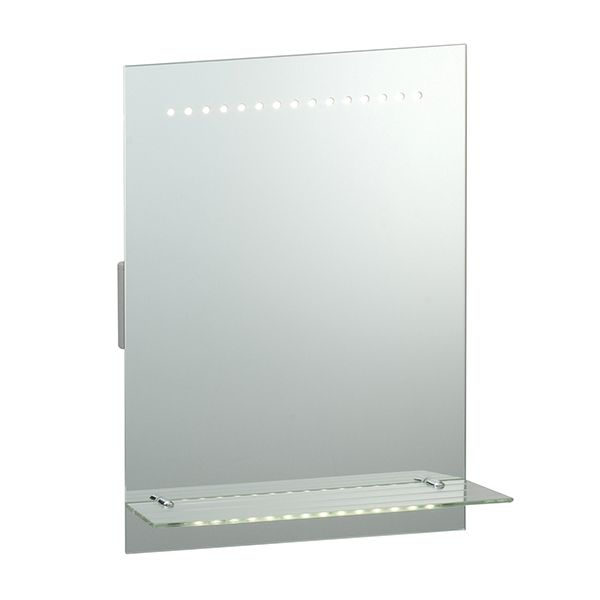 ENDON OMEGA 39237 LED MIRROR Bathroom LED Lighting Shaver Mirror Bathroom L