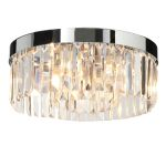 Endon Crystal 35612 5 light Chandelier