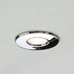Astro Lighting 5622 Kamo 230v Chrome Fire Rated Downlighter