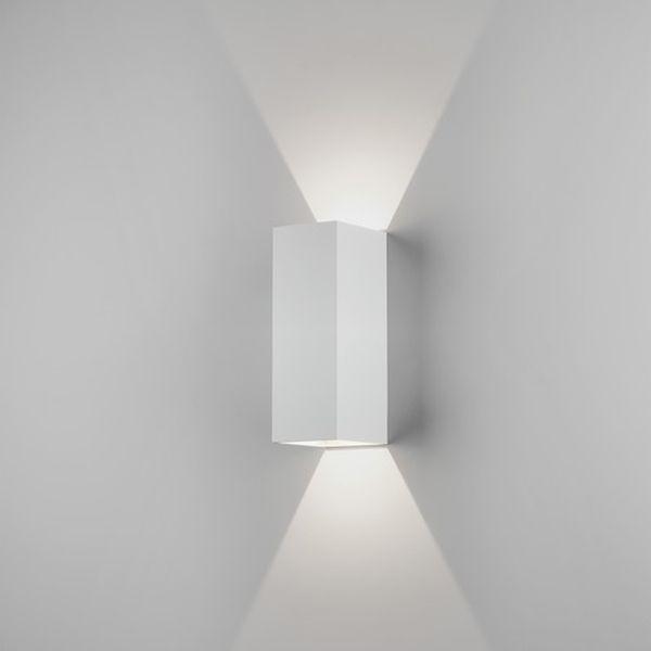 Led Bathroom Centre Light astro 7991 oslo 255 led white| bathroom led wall light| modern