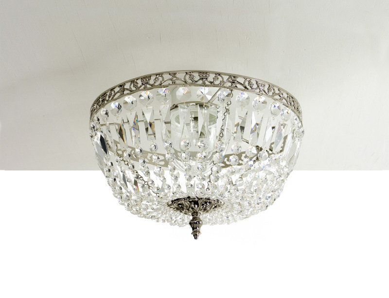 Lancelot Crystal Bathroom Chandelier