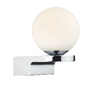 Bathroom Wall Lights on Dar Jet0750 Led Wall Light  Jetty Led Bathroom Wall Light Ip44