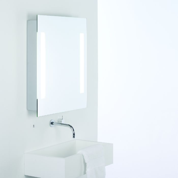 bathroom lighting centre astro 0360 livorno illuminated mirror cabinet ip44 10892