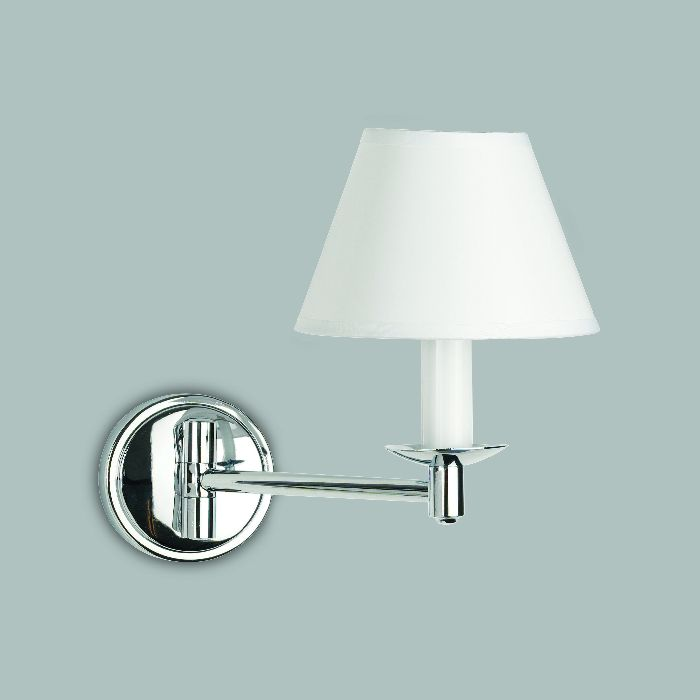 grosvenor 0511 chrome bathroom wall lights astro. Black Bedroom Furniture Sets. Home Design Ideas
