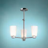 Elstead Eversley 3 light chandelier