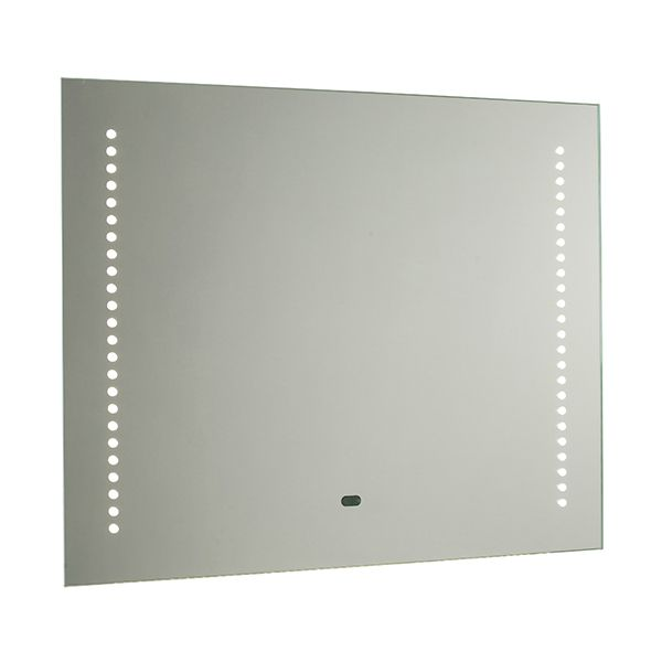 ENDON 60895 RIFT LED ILLUMINATED MIRROR WITH SHAVER SOCKET Bathroom Bathroo