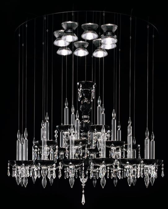 6 light facon de venise limelight bathroom chandelier designer designer 6 light bathroom chandelier9002 aloadofball Images